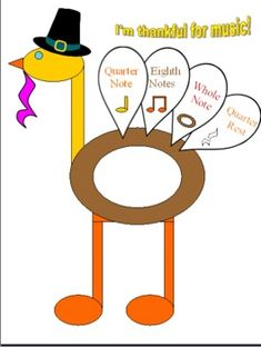 Body Percussion Lesson Plans | This Turkey Has Rhythm!