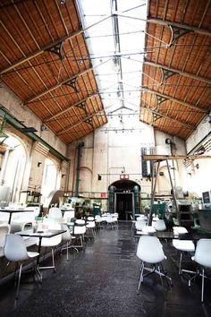 Wapping Project Restaurant.....