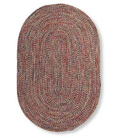 LLBean:All-Weather Braided Rugs, Concentric Pattern-Our USA-made rugs can be used inside or outside on any surface that needs protection from heavy foot traffic.Polypropylene construction dries quickly–hose to clean-Won't mold or lose vibrant look. Reversible for twice the wear-Made in NC by Capel-Rug pad recommended for indoor use-Color:Bright Milti