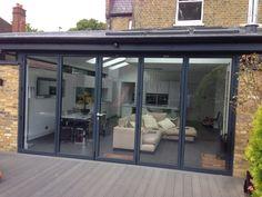 Exceptional Black Bi Folding Doors