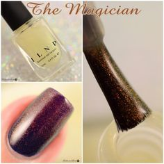 <3 <3 ILNP The Magician