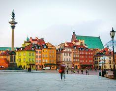Βαρσοβία: Η πιο hot πρωτεύουσα