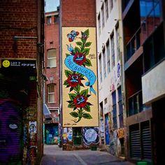 My Melbourne Stories | Hosier & AD/DC Lanes