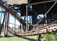 Looking for statistics on the fastest, tallest or longest roller coasters? Find it all and much more with the interactive Roller Coaster Database. Roller Coasters, Cape Town, South Africa, Devil, Diamond, Outdoor Decor, Roller Coaster, Demons, Diamonds