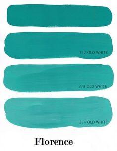 [CasaGiardino]  ♛  Annie Sloan Chalk Paint Colour: Florence