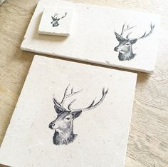 STAG natural stone tableware (various size options) by ENCOREHOMEgift on Etsy & PHEASANT natural stone platter/coaster tableware various   ENCORE ...