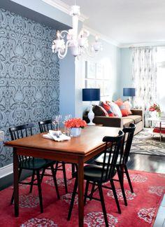 10 intérieurs avec des décors aux couleurs vives: couleurs vibrantes et audacieuses | Décormag