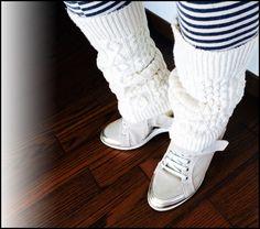 ★スウェットワンピ×ライダース・・レッグウォーマーで完璧防寒♪ DORILOGーー今日のおしゃれ、明日のデザイン。