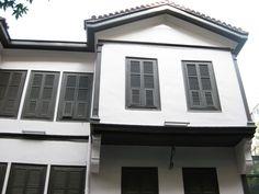 Selanik Atatürk Müzesi Garage Doors, Outdoor Decor, Home Decor, Decoration Home, Room Decor, Home Interior Design, Carriage Doors, Home Decoration, Interior Design