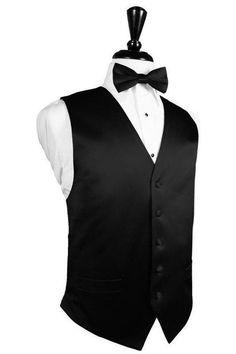NEW White Pique fullback tuxedo vest Pre tied band bow tie All SIzes Mardi Gras