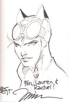 Jim Lee's Catwoman