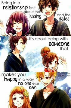 """""""Every time I see your face, The oceans heave up to my heart You make me wanna strain at the oars, And soon I can see the shore"""" Honeyworks Zutto Mae Kara Suki Desutta Manga Anime, Anime Amor, Otaku Anime, Sad Anime Quotes, Manga Quotes, Anime Quotes About Love, Mots Forts, Honey Works, Relationship Memes"""