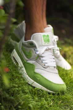 """Patta x Nike Air Max 1 """"Spring Green"""""""