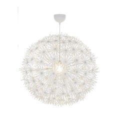 Love love love - dandelion chandelier... perfect.