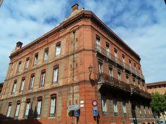 Toulouse ses immeubles
