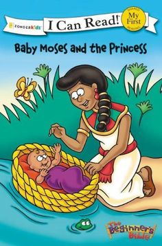 The Beginner's Bible Baby Moses and the Princess (I Can R... https://www.amazon.com/dp/0310717671/ref=cm_sw_r_pi_dp_f.uIxbJRNM42Z