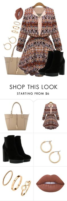 """""""..."""" by rusher-decorazon on Polyvore featuring moda, Hogan, Nordstrom, H&M y Lime Crime"""