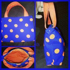Kalei's new purse nTICing dEsigns