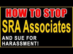 Important Information on Winning Against SRA Associates — Call 855-301-5100
