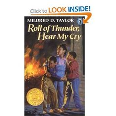 Roll of Thunder, Hear My Cry - Deep, powerful look at one family's struggle through poverty and racism in the 1930s.
