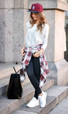 The best swag outfit – the trend of trust - Mode et Beaute Tomboy Outfits, Tomboy Fashion, Swag Outfits, Dance Outfits, Look Fashion, Teen Fashion, Casual Outfits, Fashion 2017, Summer Outfit For Teen Girls