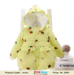 f4507907666d Baby Girls Winter Jackets