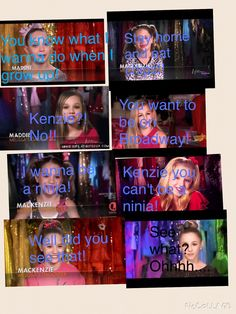 Dance moms comic made by kenzieboo PLZ give me credit for it!!