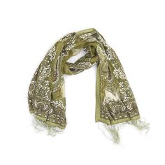 Girlie-Stuff | shawl mosgroen