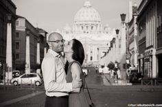 Rome Love Story photography for Olga and Daniel