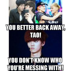 Miss hunhan now all i see are xuihan moments
