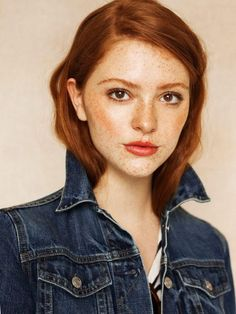 Makeup for Redhead