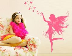 Magic Fairy - Wall Decals / Wall Tattoo - TOP SELLERS
