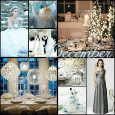 Wedding Color Ideas By Month