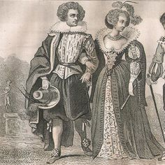 Costume sous Louis 13