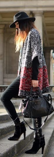 This Is My #Marant by Ejstyle  • Street CHIC • ❤️ вαвz ✿ιиѕριяαтισи❀ #abbigliamento