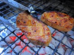 Lemon Pepper Pork Chops from Plain Chicken - will put this in our menu!