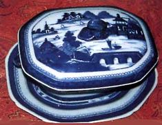 Chinese Canton Porcelain