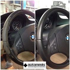 Steering Wheel Restoration >> Door Panel Repair Automotive Leather Restoration Pinterest
