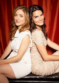 Rizzoli and Isles Pictures - Photo Gallery: TNT & TBS Stars Hit TV ...
