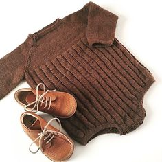 - Luca Romper KAL - @lofotstrikk is hosting the #lucaromperkal and @mfoldnes made this Dark Cognac colored romper in #knittingforolivesmerino, perfect for fall with tights and a pair of leather shoes. Thank you for hosting another great #kal @lofotstrikk and thank you for sharing your beautiful romper @mfoldnes ! #lucaromper #knitalong #høststrikk #fallknits #wool #guttestrikk #babystrikk #knittingforolive