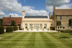 Orangery extension, Gloucestershire.