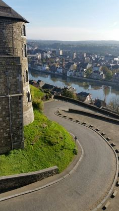 Citadelle de Namur.