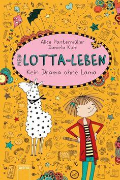 Mein Lotta-Leben 08. Kein Drama ohne Lama - Alice Pantermüller #kids #books #genialokal