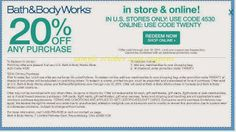 27 Trendy bath and body works coupons candles - 27 Trendy bath and body works c. - 27 Trendy bath and body works coupons candles – 27 Trendy bath and body works coupons candles - Bath Body Works Coupon, Bath And Body Sale, Bath And Body Perfume, Coupons For Boyfriend, Free Printable Coupons, Free Printables, Love Coupons, Grocery Coupons, Bath And Bodyworks