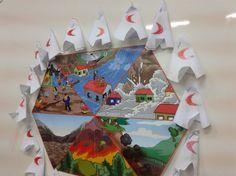 Kızılay Haftası Turkey Holidays, National Holidays, Pre School, Special Day, Advent Calendar, Camping, Holiday Decor, Children