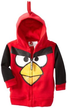 Angry Birds Little Boys' Angry Bird Red Hot Hoody, Red, 3T Angry Birds http://www.amazon.com/dp/B00EUZAE3E/ref=cm_sw_r_pi_dp_xQgiub0T7S2CN