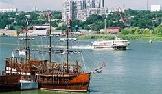 Rostov-on-Don, Russia. Rostow Am Don, Back In The Ussr, Amazing Places, Sailing Ships, The Good Place, Countries, Southern, Around The Worlds, Spaces