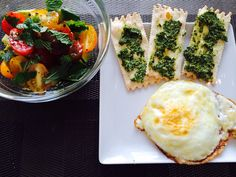 A perfect #lunch get my recipes at www.juliewilcoxmethod.com/food