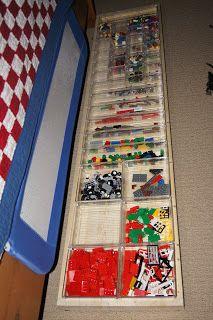"""Making Montessori Ours"": More Lego Organization!!"