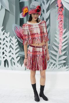 Chanel - Haute Couture SS15